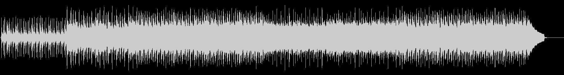【メロ抜】明るく優しいコーポレートBGMの未再生の波形