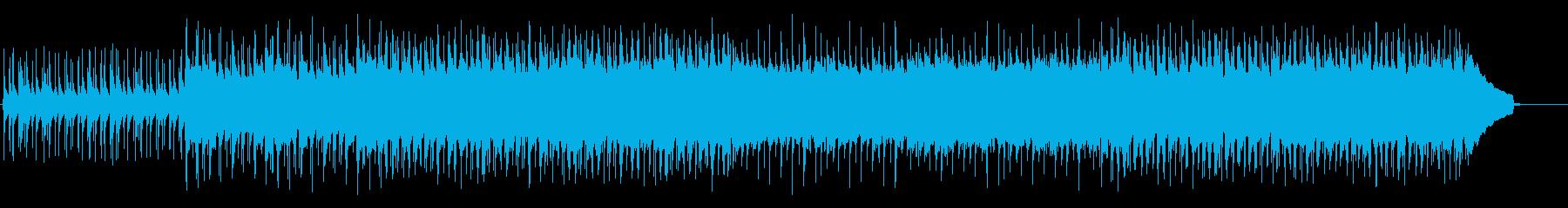 【メロ抜】明るく優しいコーポレートBGMの再生済みの波形