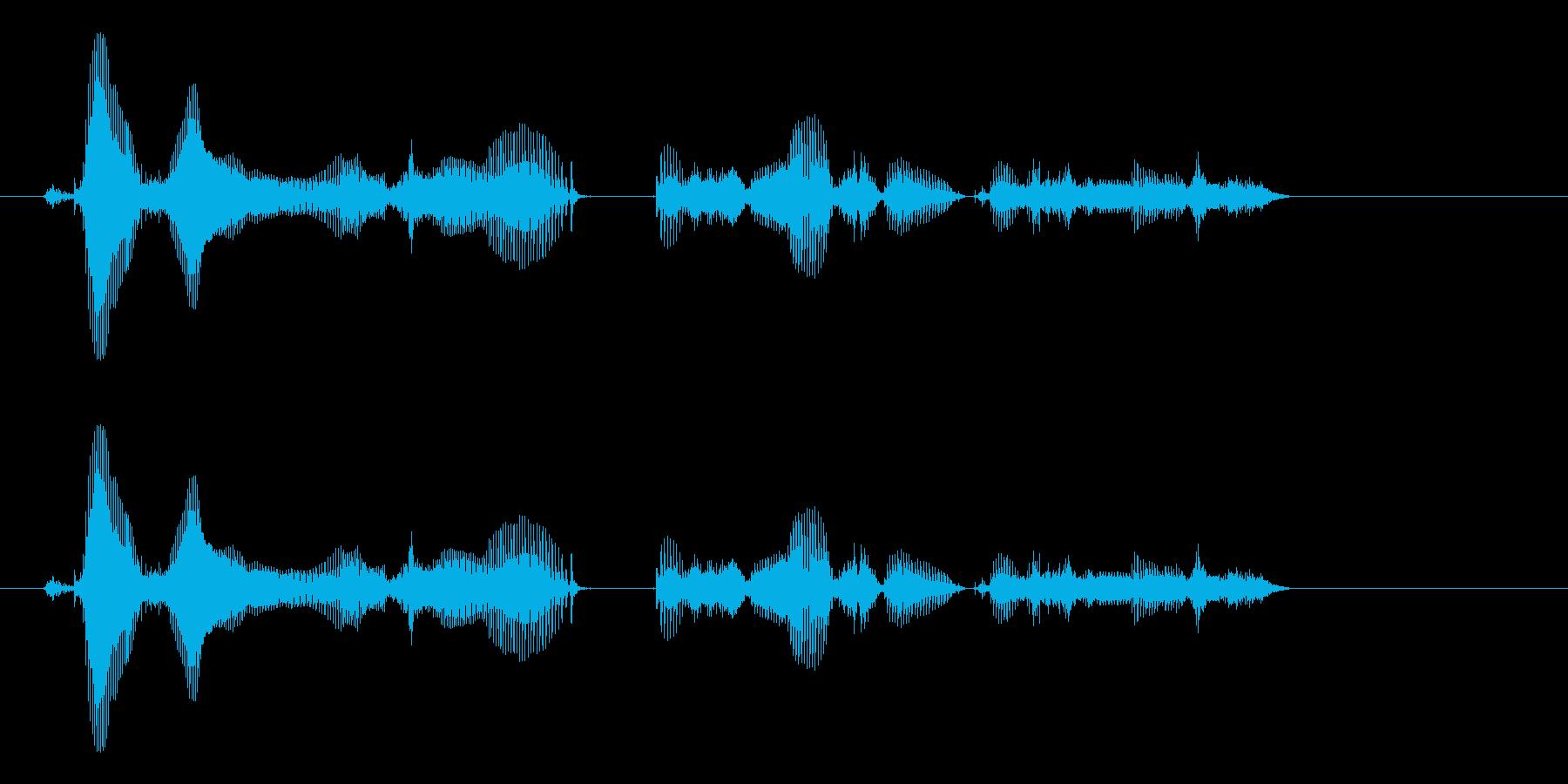 【時報・時間】午前2時を、お知らせいた…の再生済みの波形