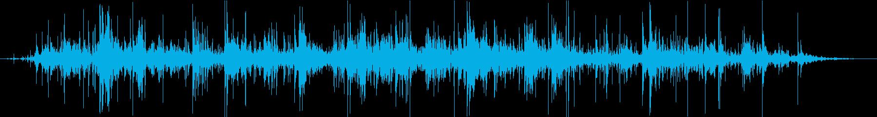 アイスゴーレム 中圧01の再生済みの波形