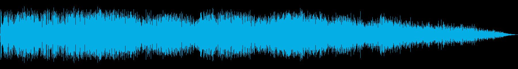 原子爆弾爆発;ヴィンテージ録音;爆...の再生済みの波形