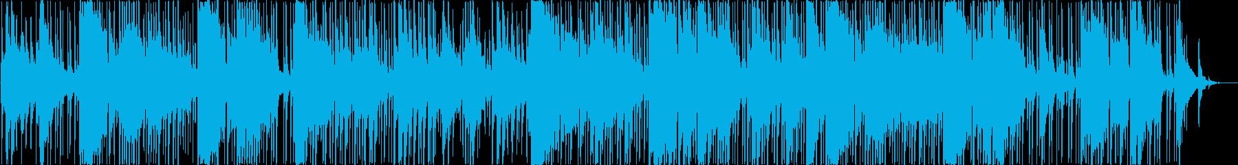 アジア センチメンタル エスニック...の再生済みの波形