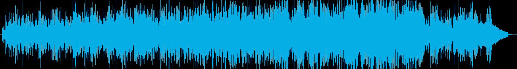 溌剌とした80年代後半なサウンドの再生済みの波形