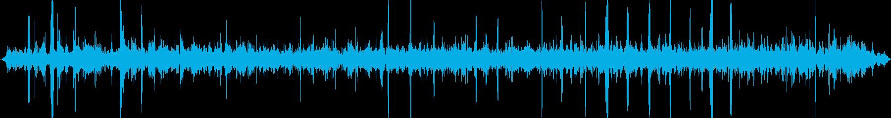 アンティーク鍛冶屋:ドリルプレス:...の再生済みの波形