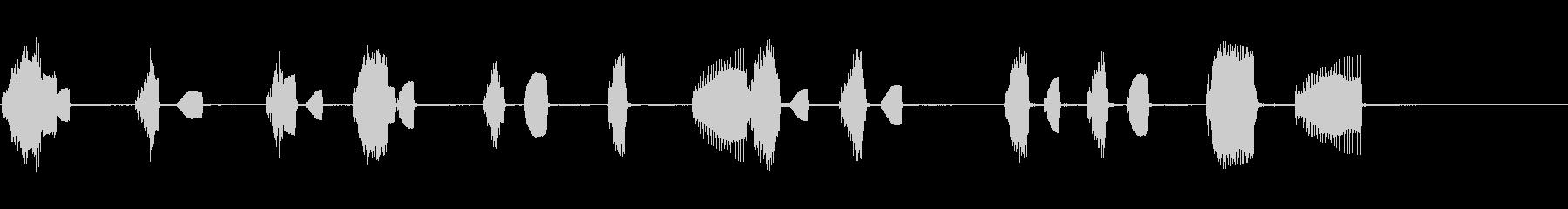 アコーデオン:奇妙な緊張のアクセン...の未再生の波形