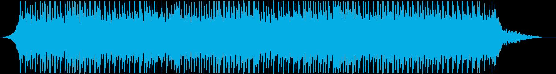 ビジネス(55秒)の再生済みの波形