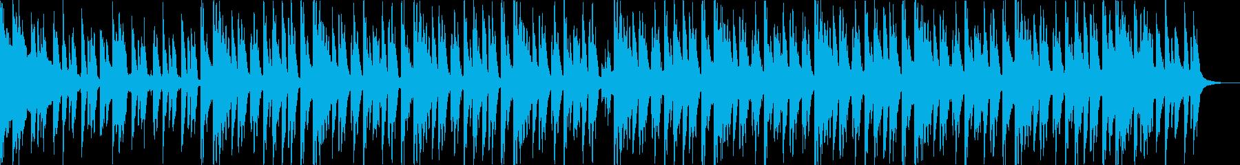 EDMドロップオンリー 04の再生済みの波形