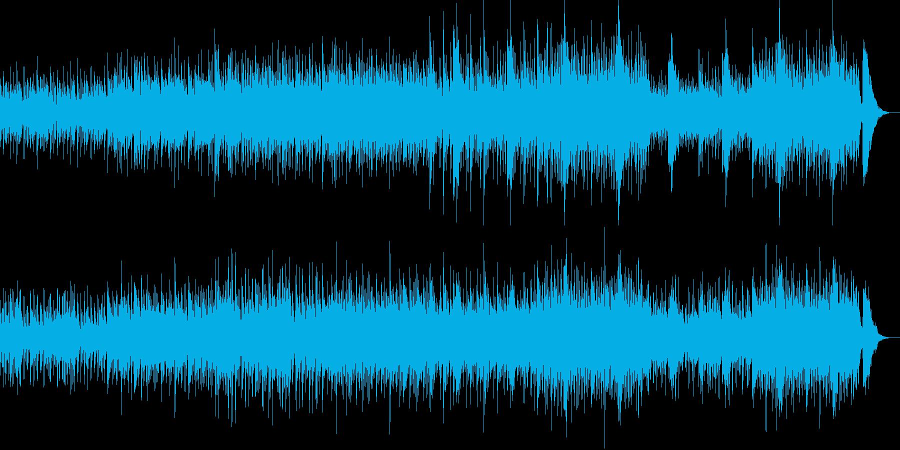 ティーン アンビエント 民謡 ほの...の再生済みの波形