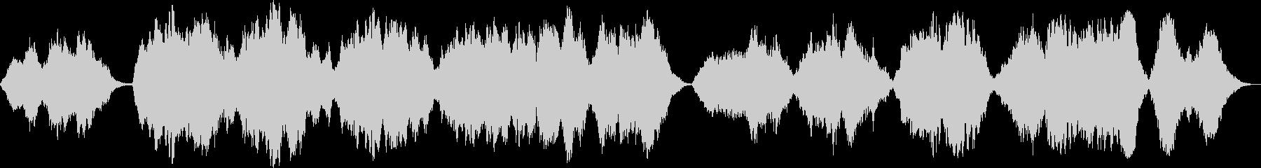 シネマティック センチメンタル ア...の未再生の波形