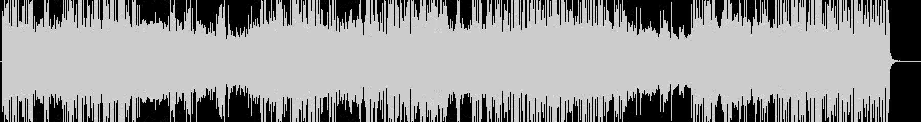 「HR/HM」「DARK」BGM202の未再生の波形