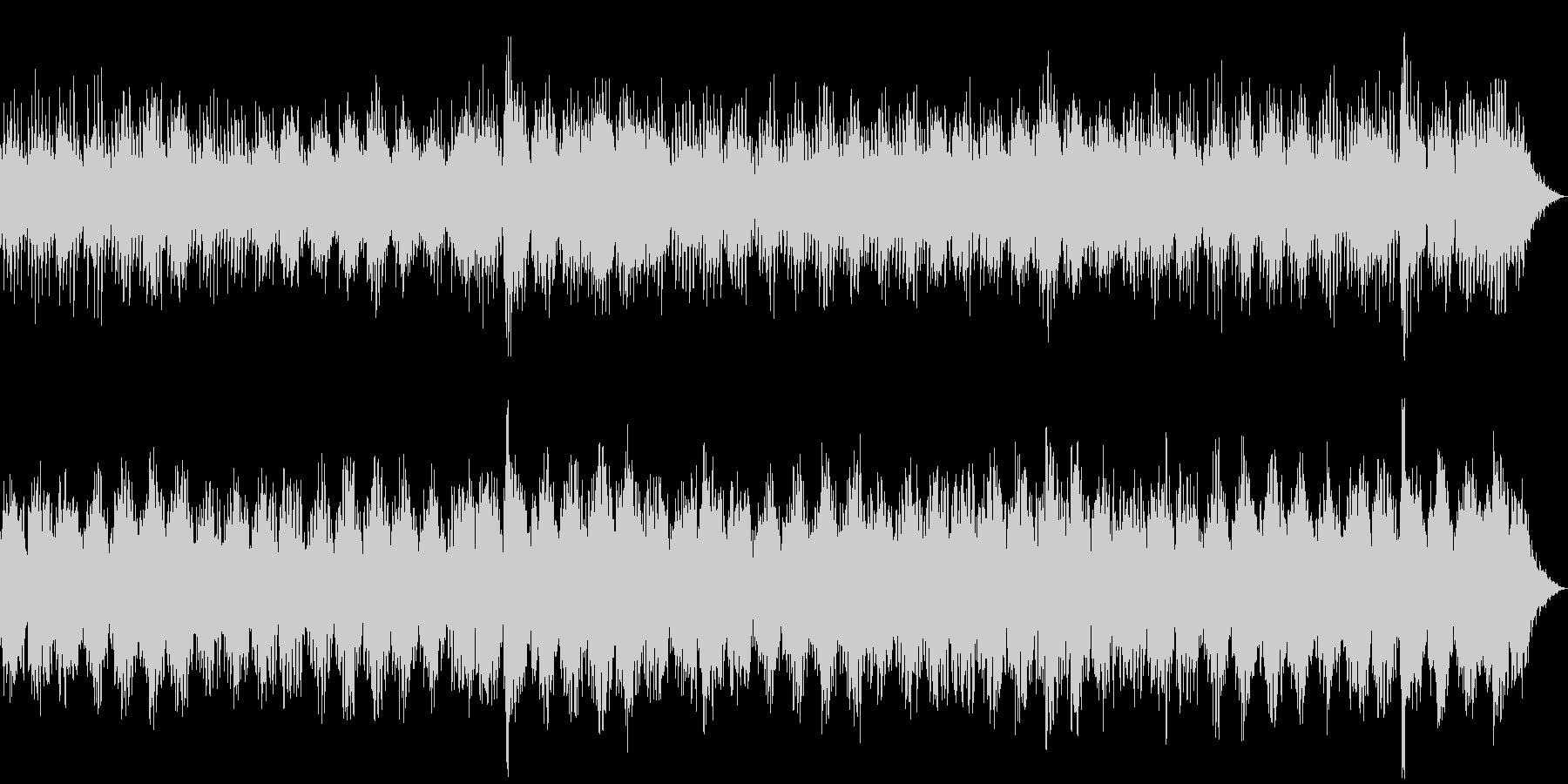 瞑想やヨガ、睡眠誘導のための音楽 02の未再生の波形