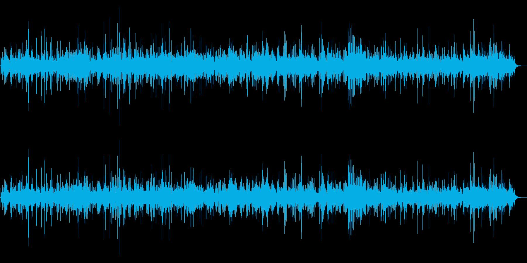 JAZZ お洒落を演出する上品な店舗音楽の再生済みの波形
