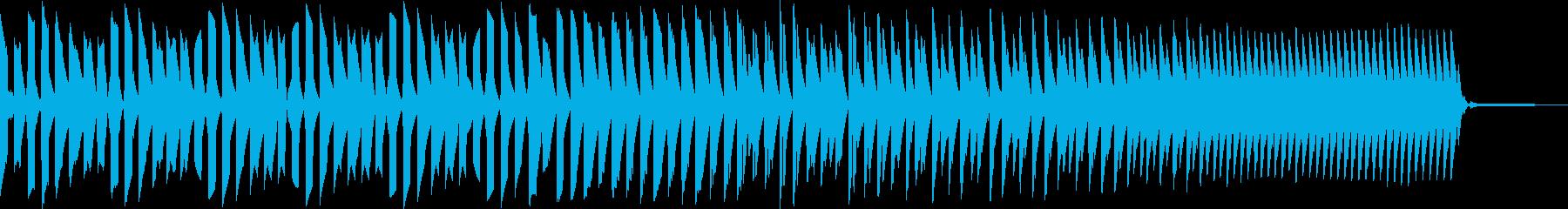 AMGアナログFX 4の再生済みの波形