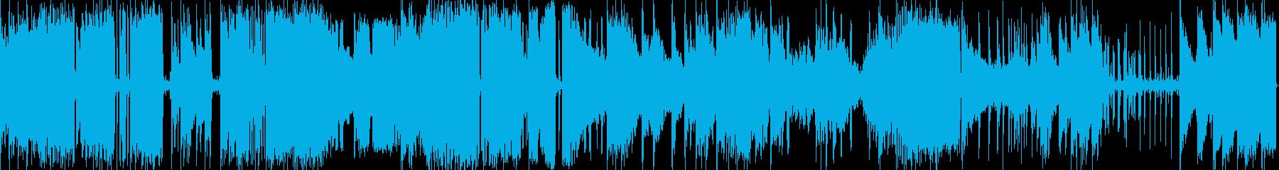 青銅の揺り籠の再生済みの波形