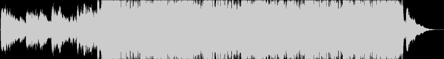 トラップ ヒップホップ R&B ポ...の未再生の波形