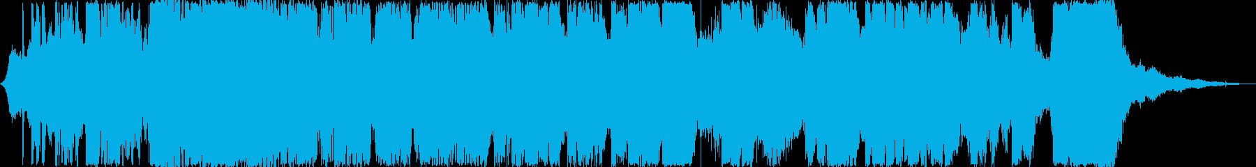 フュージョン 説明的 静か やる気...の再生済みの波形