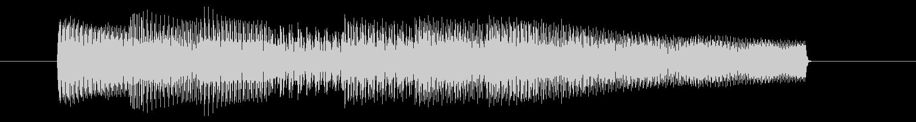 NES 汎用 C06-2(クリア2)の未再生の波形