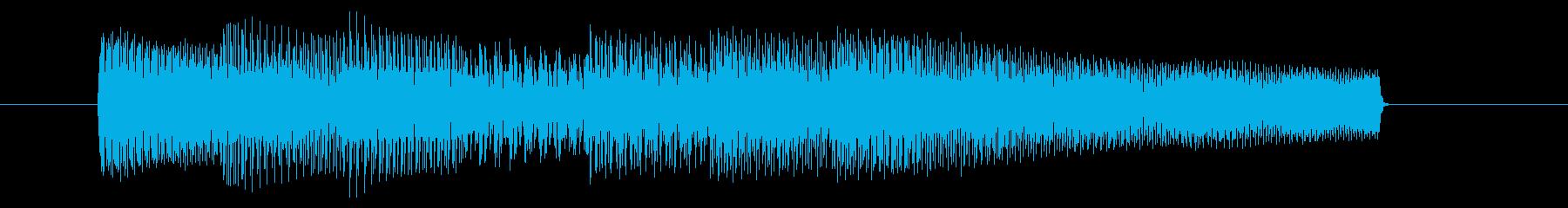 NES 汎用 C06-2(クリア2)の再生済みの波形