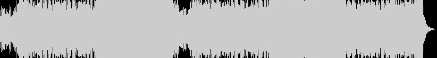 VP/ドラマティック/透明感のあるBGMの未再生の波形
