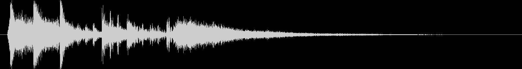 ドラムトリップタンブルアンドクラッ...の未再生の波形