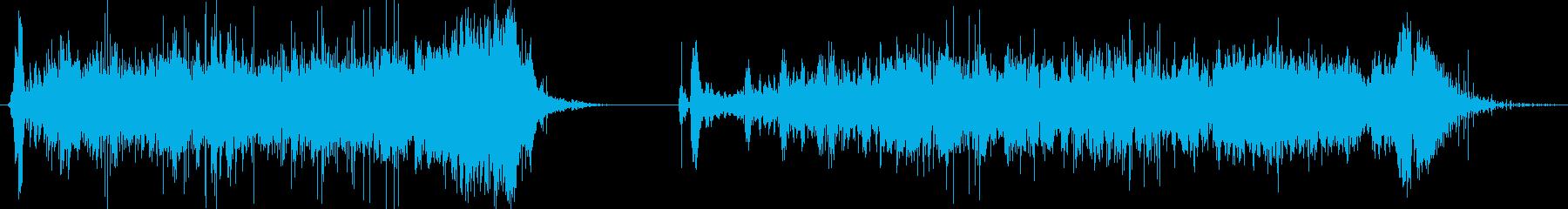 フィクション 電力装置 崩壊05の再生済みの波形
