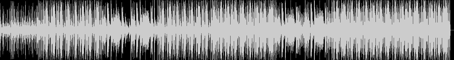 【60秒】ファンキーなブレイクビーツの未再生の波形