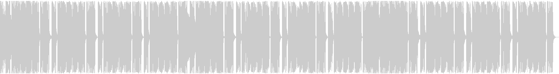 【アンビエント】ロング2、ミディアム1の未再生の波形