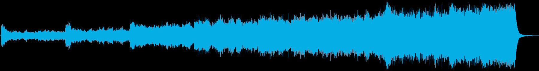 壮大 主人公覚醒 オーケストラ 合唱無版の再生済みの波形