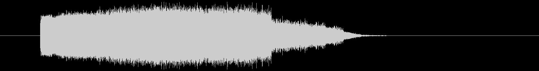 ブーストスイープバージョン4の未再生の波形