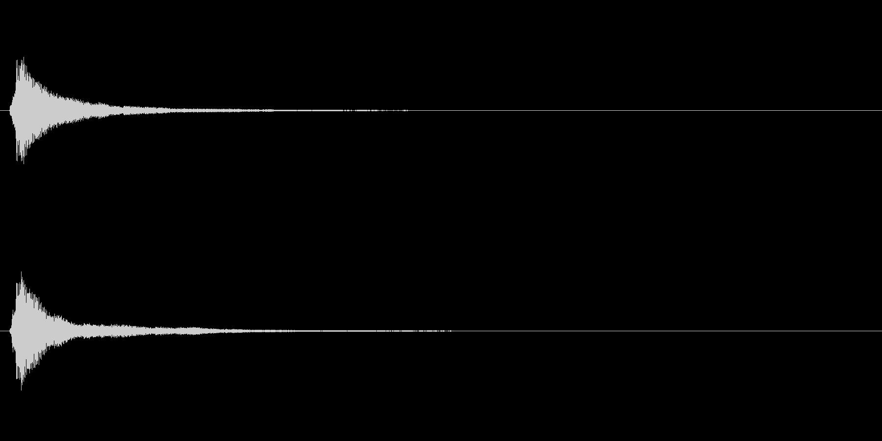 キラキラ系_004の未再生の波形