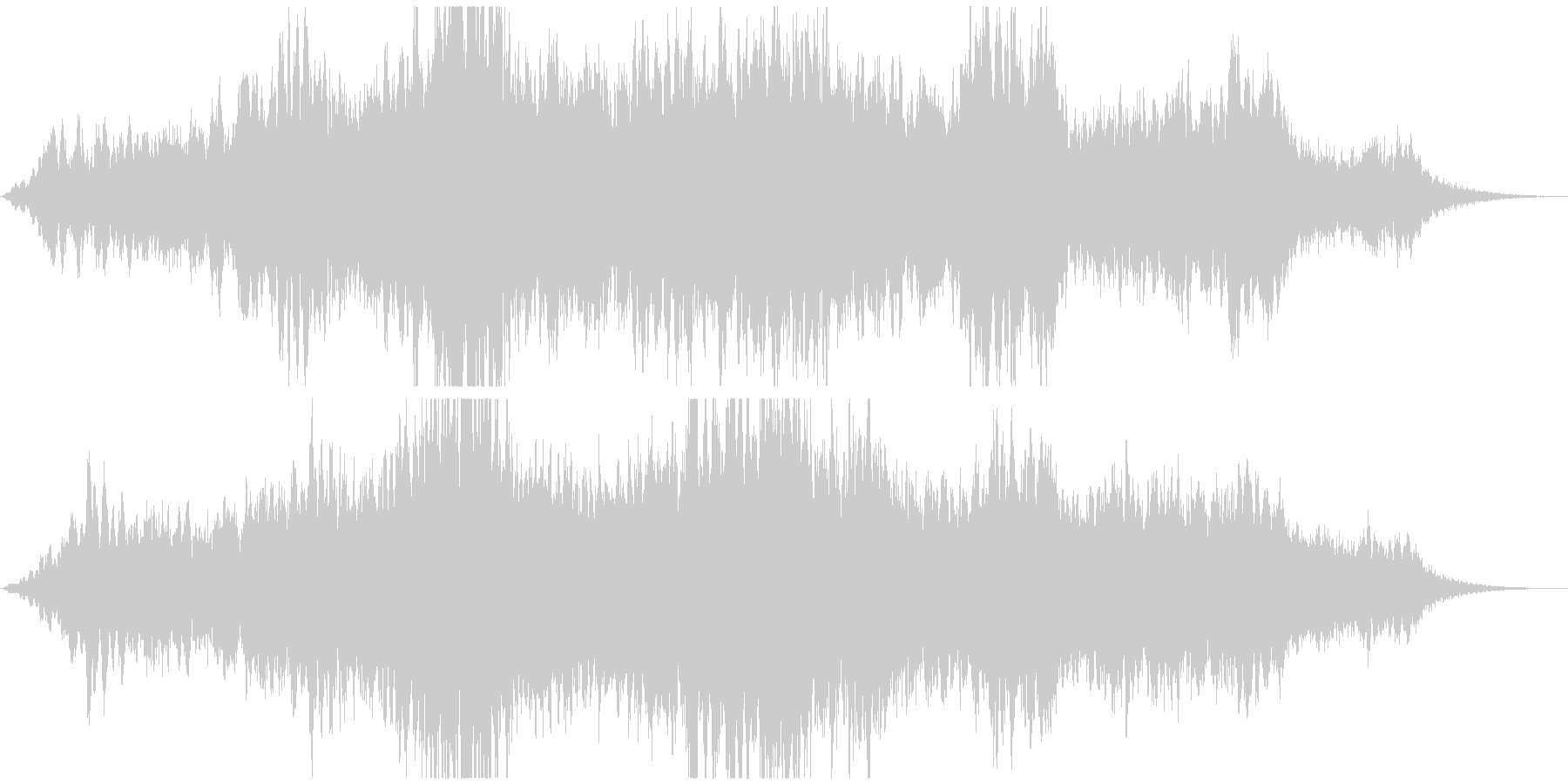PADS 脳凍結01の未再生の波形