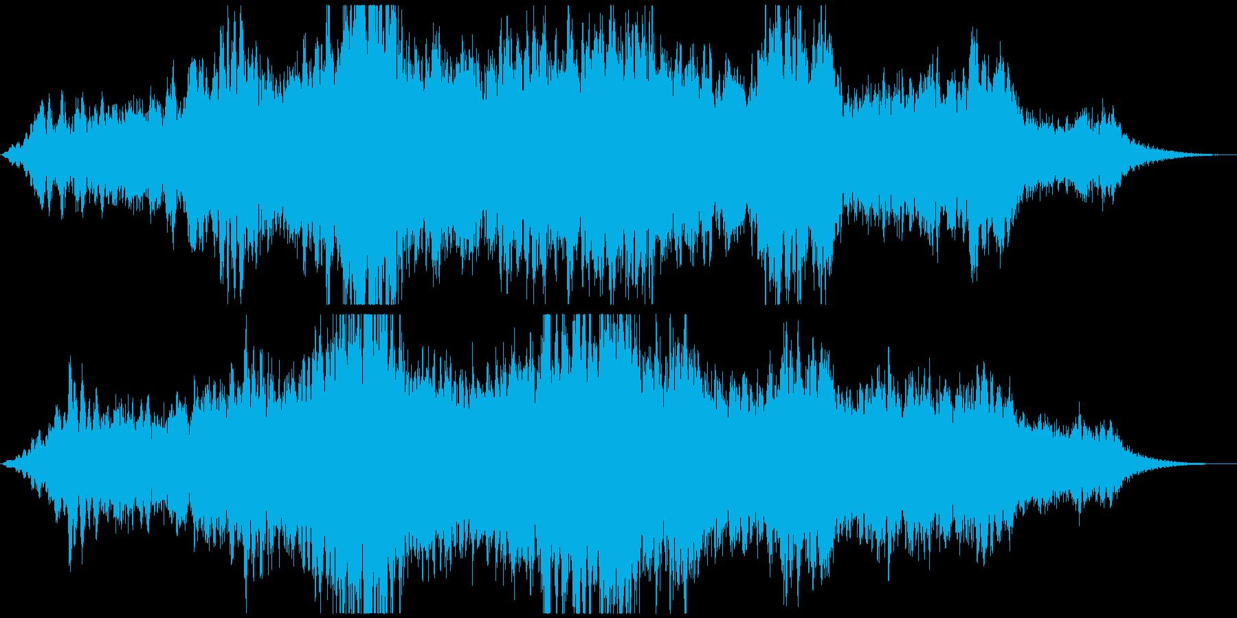 PADS 脳凍結01の再生済みの波形