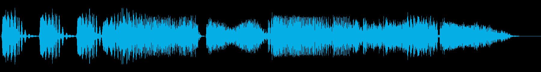 ZapAccents EC09_42_2の再生済みの波形