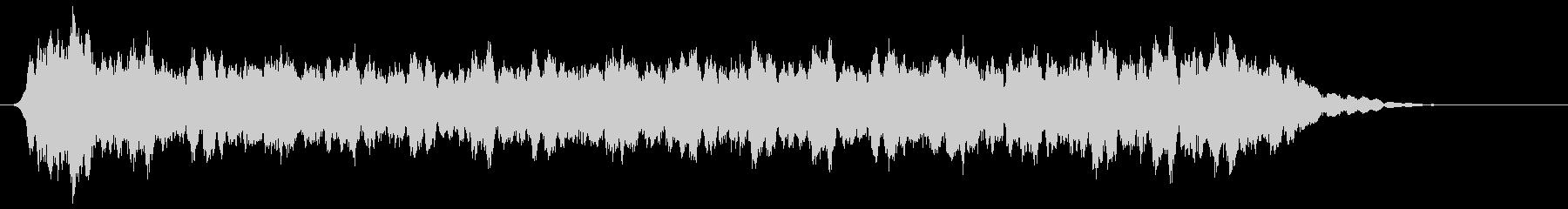 アコーディオン 不協和音(低)の未再生の波形