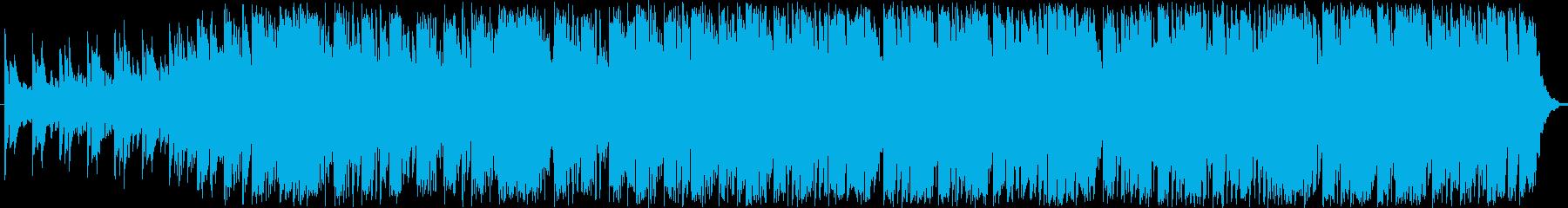 エレクトロ 静か エキゾチック 気...の再生済みの波形