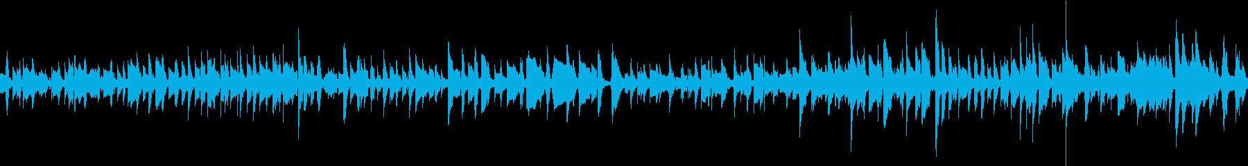 アコギ2本だけの可愛らしいスウィングの再生済みの波形