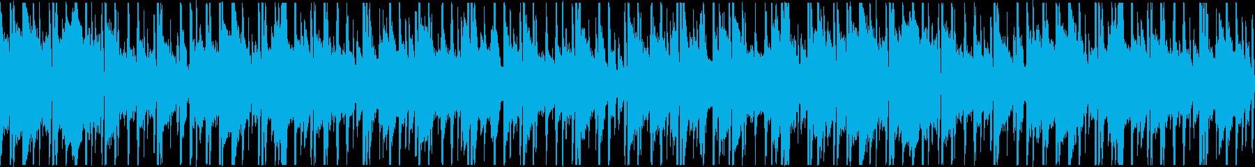 【ループ】クールで都会的なチル系サウンドの再生済みの波形