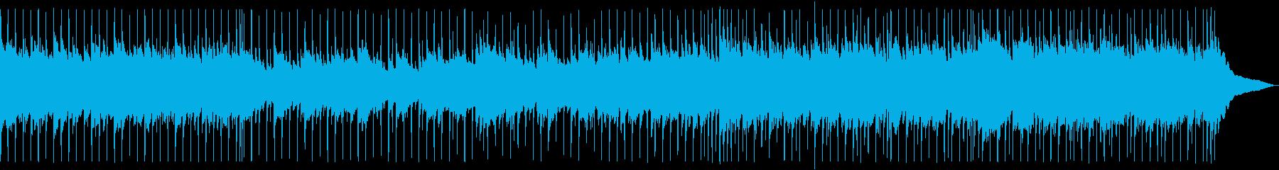 爽やかな風が吹き抜ける軽快なポップ。2の再生済みの波形