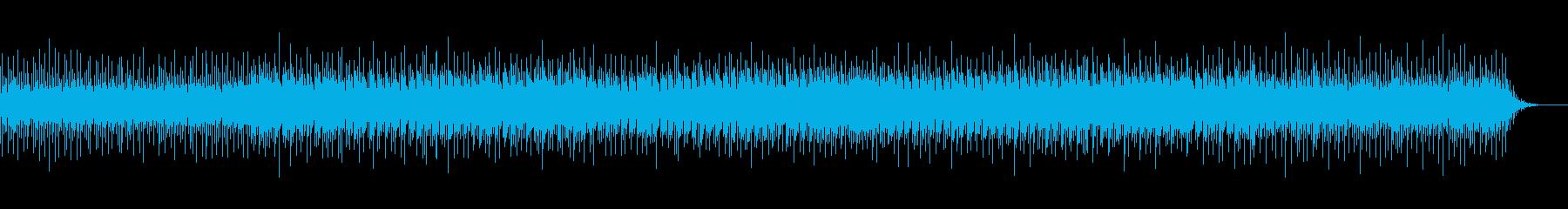 オープニング・テクノポップ・入場・疾走感の再生済みの波形