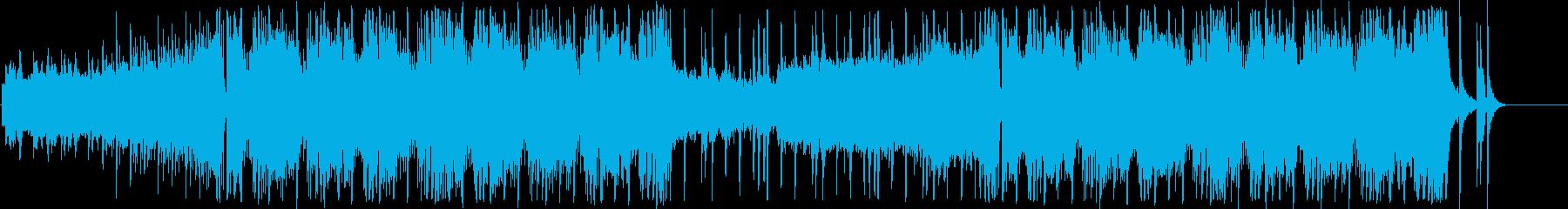 【メロなし】迫力ストンプアンセムの再生済みの波形