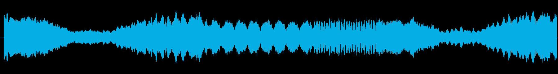 救急車 サイレンUK 01の再生済みの波形