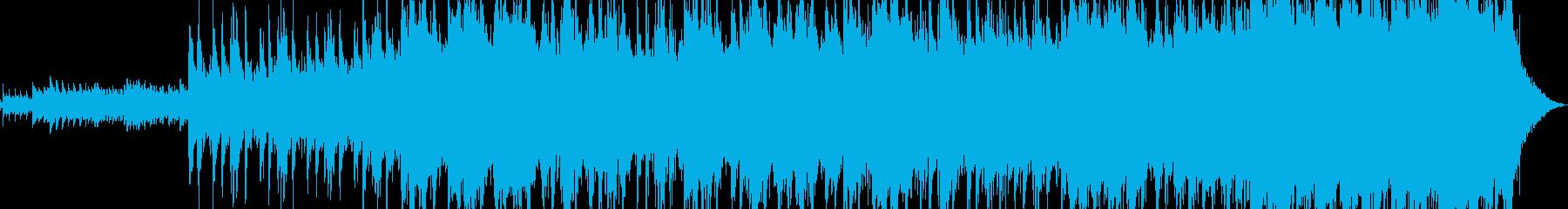 現代的 交響曲 室内楽 アクティブ...の再生済みの波形