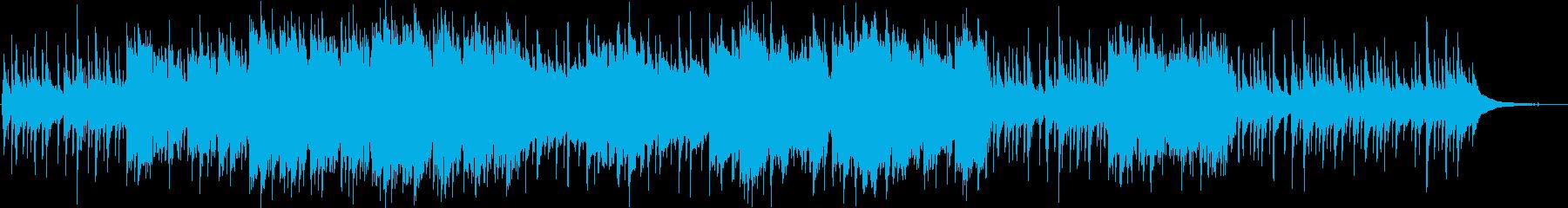 【PV】安らぎの空間、プライベートタイムの再生済みの波形