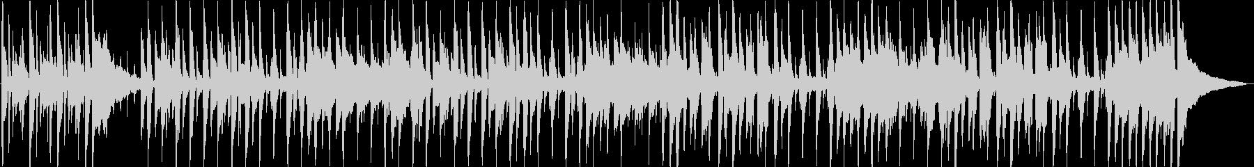 アコースティックギターのリズムとメ...の未再生の波形
