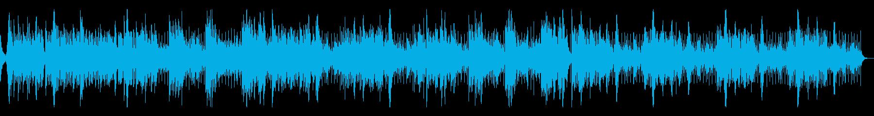 浮遊感/機械仕掛けのクリスマスの再生済みの波形
