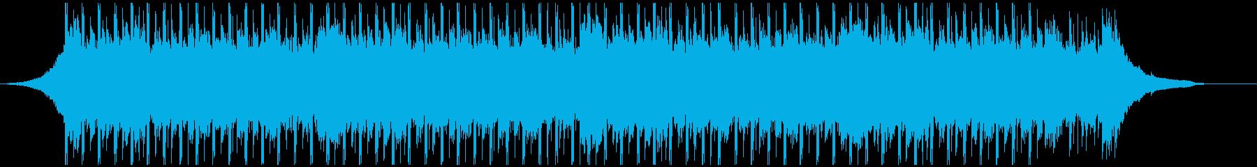 モダンコーポレーション(38秒)の再生済みの波形