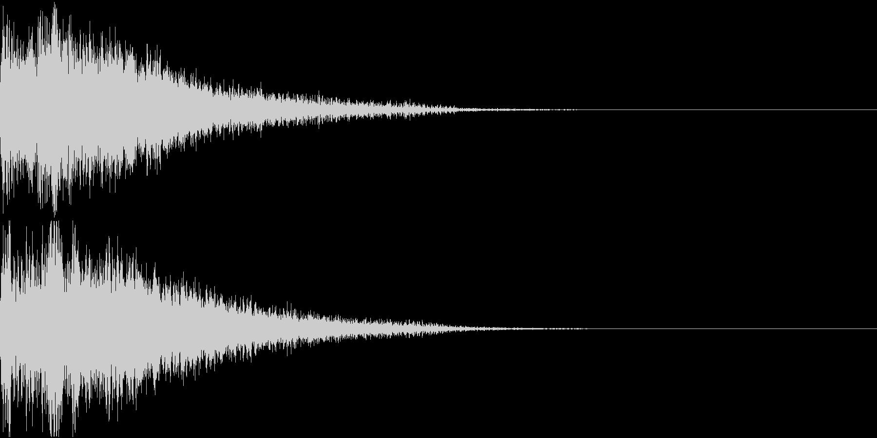 ロボット 合体 ガシーン キュイン 27の未再生の波形