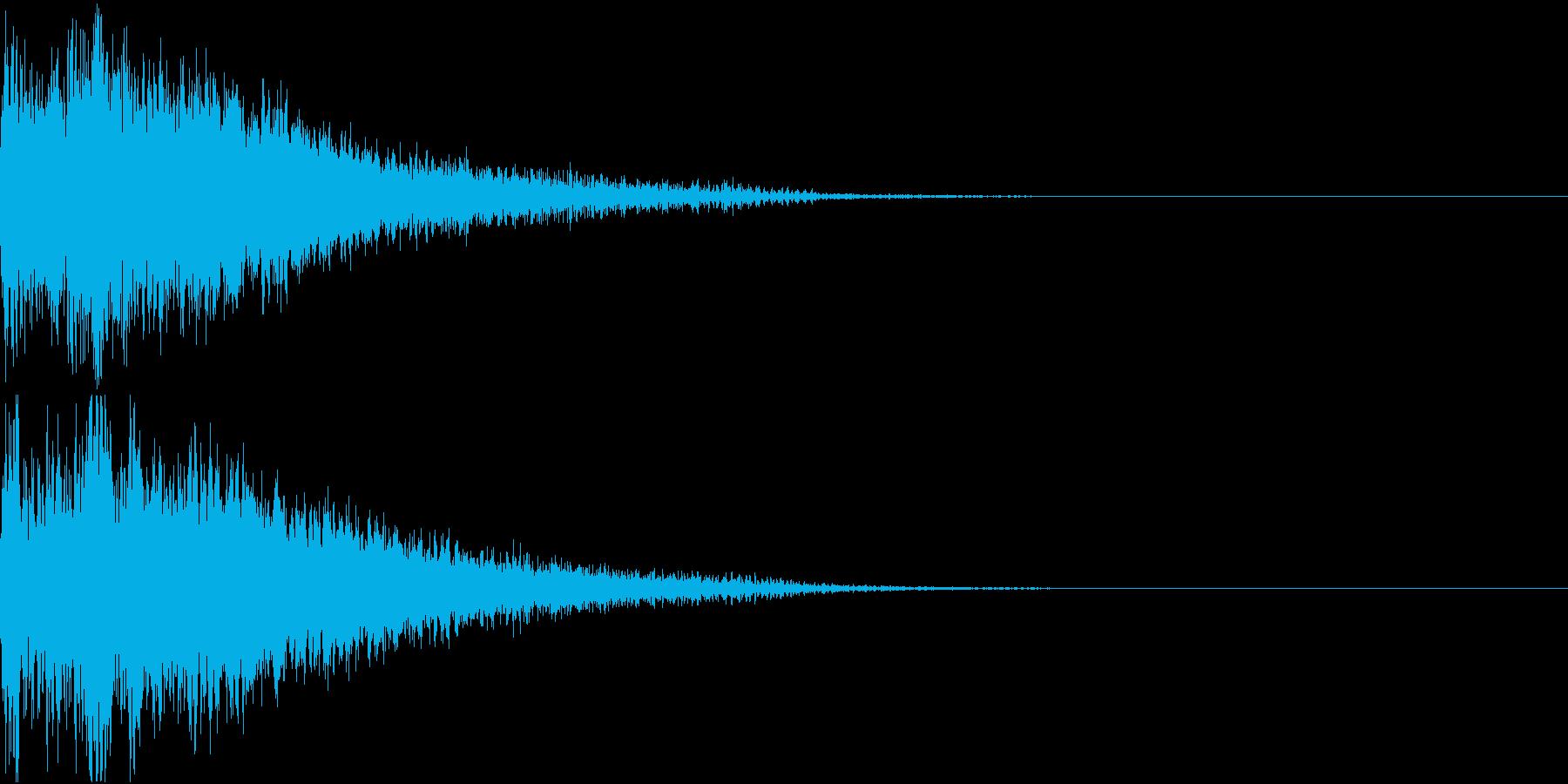 ロボット 合体 ガシーン キュイン 27の再生済みの波形