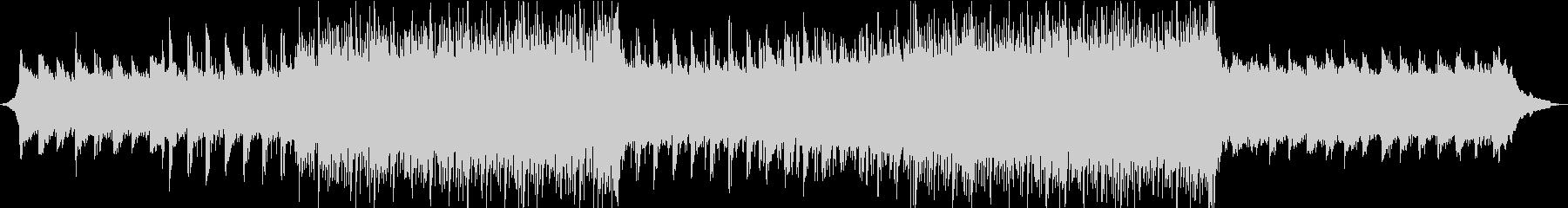 印象に残るメロディのピアノ・ギターロックの未再生の波形