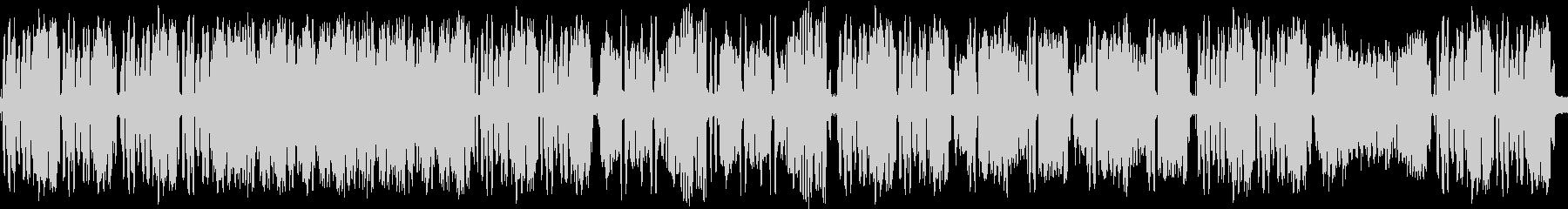 古いラジオ・ピエロ・道化・大正・レトロの未再生の波形